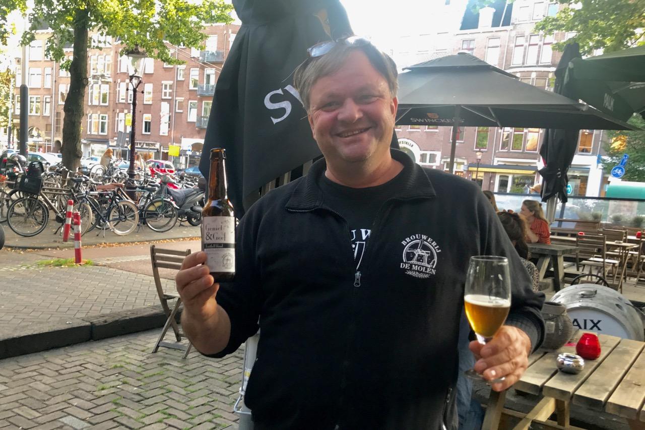 Brouwer van het bier